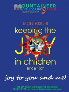 Joy to you and me!