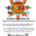 Sunday Funday Flyer 8-14
