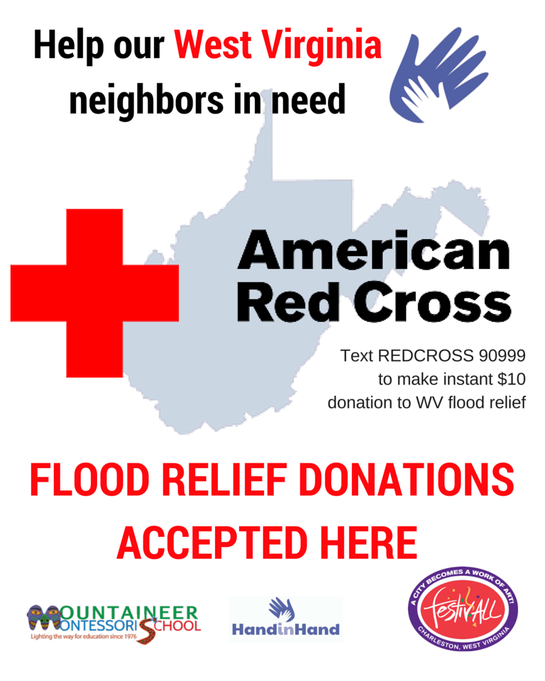 WV Flood Relief-MMS